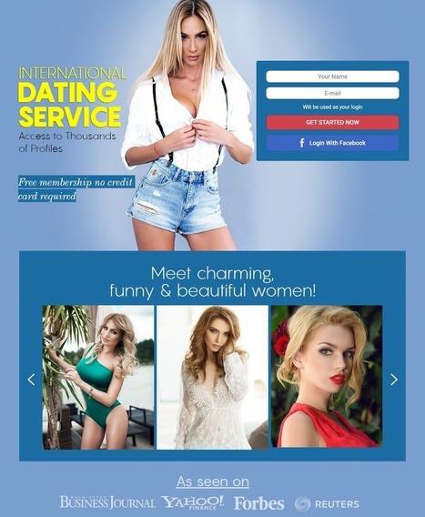 best website to find women