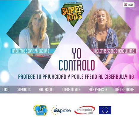 SUPERKIDS: Yo controlo | Orientación y convivencia | Scoop.it