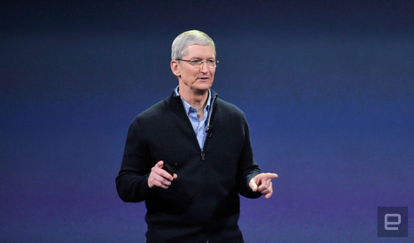 Apple CEO Tim Cook has more faith in augmented reality than VR | Ubiquitous Learning | Scoop.it