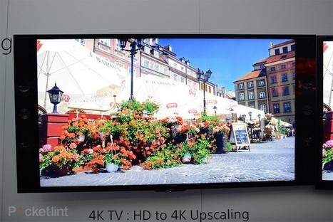 Sony: no plans to take 4K movie downloads outside of the US - Pocket-lint.com | HDSLR news | Scoop.it