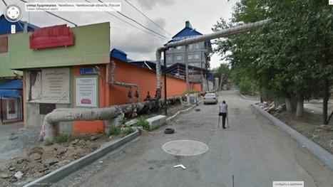 Россия через Google Street View. Часть 2. | Photographic Stories | Scoop.it