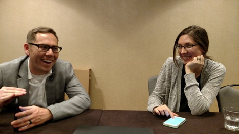 Paul Hill and Jamie Seger, #edtechln: A WDinExt Podcast | Working Differently in Extension | Scoop.it