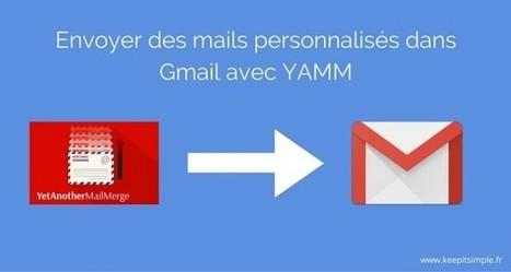Comment faire un publipostage dans Gmail avec Google Drive ? | formation reseaux sociaux, internet, logiciels | Scoop.it