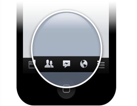 Facebook: inizia il roll-out della nuova interfaccia grafica anche su iPhone | ToxNetLab's Blog | Scoop.it
