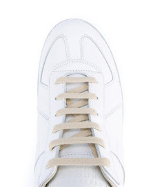 8583036676e Degrees of White  Maison Martin Margiela Replica Leather Sneakers