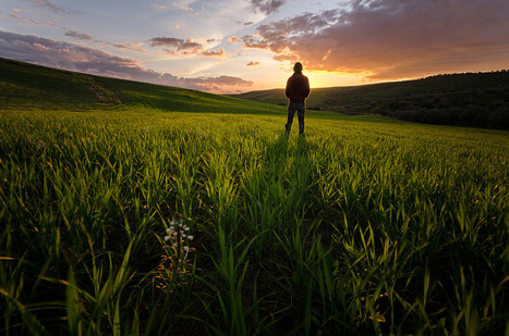 Selfportrait during the sunset | How To Take Better Photographs | Scoop.it