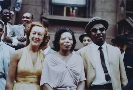 Framing Marian McPartland - By Tom Reney — Jazz Times   Jazz from WNMC   Scoop.it