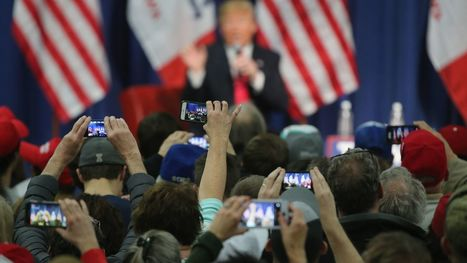 Donald Trump has surrendered his Android phone   Nerd Vittles Daily Dump   Scoop.it