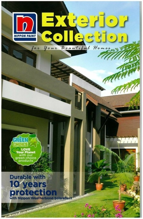 Nippon Color Catalogue Malaysia Nippon Paint