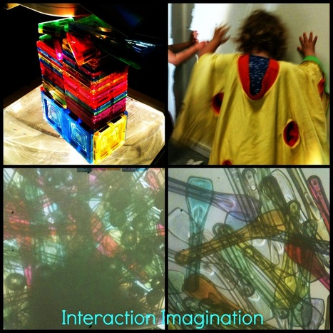 Interaction Imagination: Dinosaurs shadows... and shadow exploration... | Early Years Education | Scoop.it