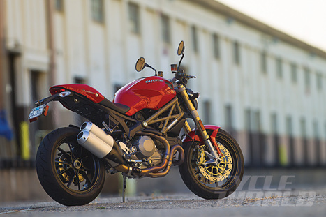The Ducati Monster Turns 20 The beast that ate Bologna! - Cycleworld   Ducati & Italian Bikes   Scoop.it