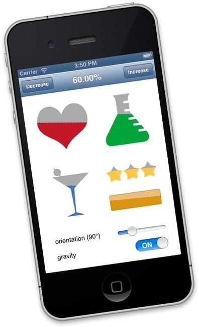 DPMeterView : custom Gauge View   iOS Lovers   Scoop.it