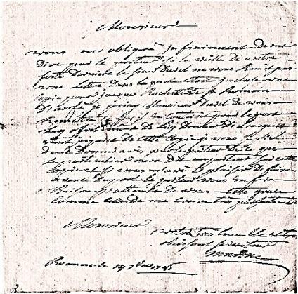Le petit-fils de Mathieu prend la relève : Claude neveu 1755-1818 et son épouse Marie George (épisode 45) | Rhit Genealogie | Scoop.it