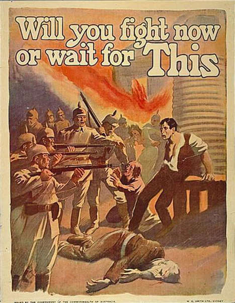 the impact of the involvement of britain in the first world war