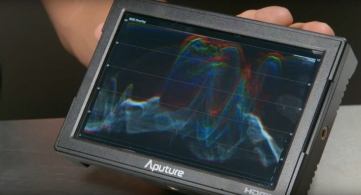 Video: Here's a Step-by-Step Guide on How to Use a Waveform Monitor | Through the Lens | Scoop.it