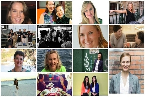 15 inspirational women making ideas happen in Australia | Artdictive Habits : Sustainable Lifestyle | Scoop.it