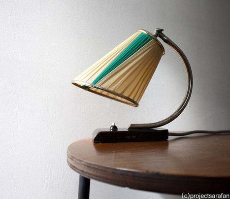 Bauhaus Table Lamp. | Chummaa...therinjuppome! | Scoop.it