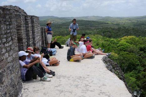 Belize Study Abroad - Monkey Bay Wildlife Sanctuary   Belize in Social Media   Scoop.it