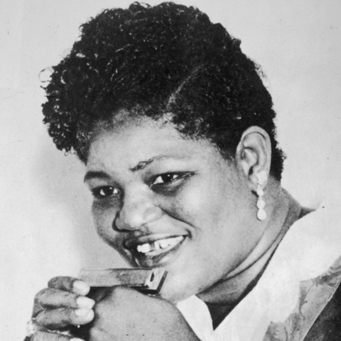Big Mama Thornton Biography | The Blues | Scoop.it