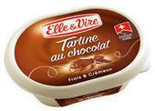 Elle & Vire signe un fromage frais au chocolat | The Voice of Cheese | Scoop.it