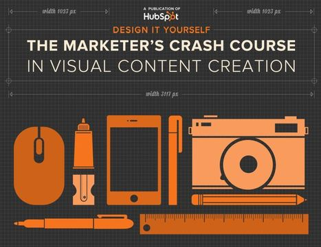 Download Design It Yourself: The Marketer's Crash Course in Visual Content Creation | Visual Content Strategy | Scoop.it