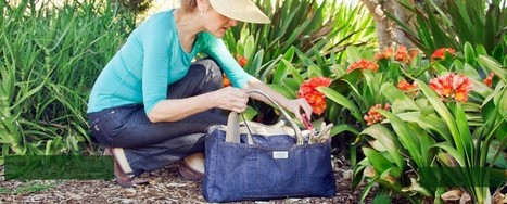 Joy Us Garden | Stylish and Sturdy Accessories for the Savvy Woman Gardener | Annie Haven | Haven Brand | Scoop.it
