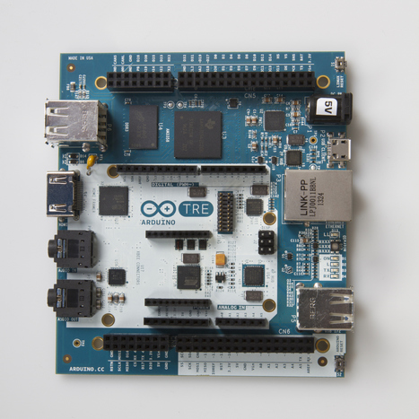 Talking to Jason Kridner About the new Arduino Tre | Raspberry Pi | Scoop.it