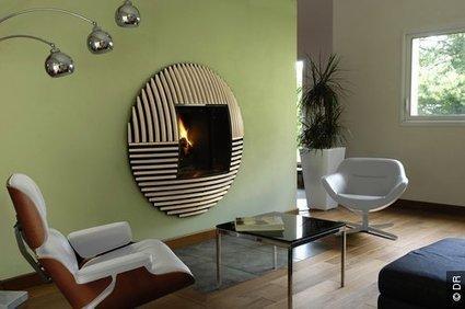 Cheminées bois : plein feu sur les nouveautés 2012/2013 | Immobilier | Scoop.it