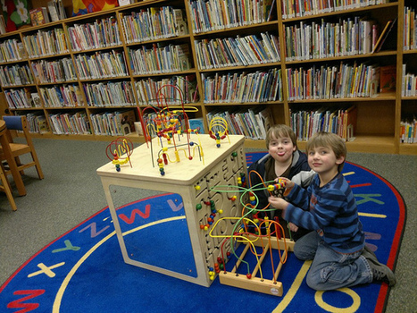 library play | Flickr - Photo Sharing! | SocialLibrary | Scoop.it