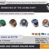 millitary ring navy