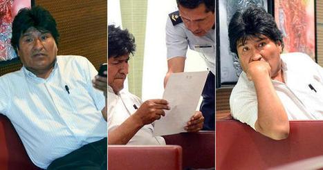 Bolivia convoca a los embajadores de Francia, Italia y al cónsul de ... - Libertad Digital | Atentado a Evo Morales por España, Francia, Portugal e Italia | Scoop.it