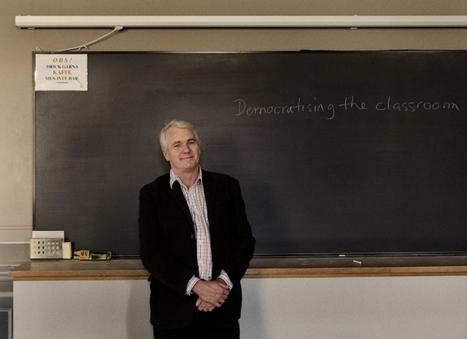 Porträtt: David Rose | Lärarnas Nyheter | svenska som andraspråk | Scoop.it