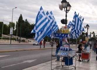 European states are using the example of Greece to justify unpopular domestic reforms. | Money problems and third world problems | Scoop.it