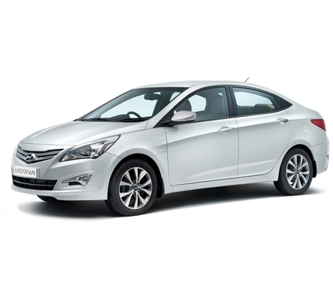 Check The Hyundai 4S Fluidic Verna On Road Price In Jaipur