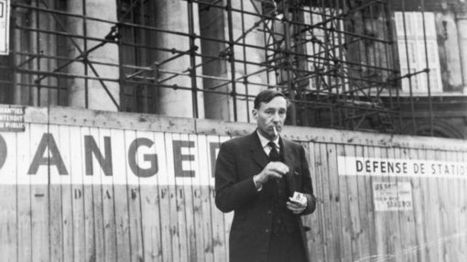 Beat Generation (2/4) : William S. Burroughs, junky céleste | La Beat Generation ou l'exploration de l'esprit. | Scoop.it
