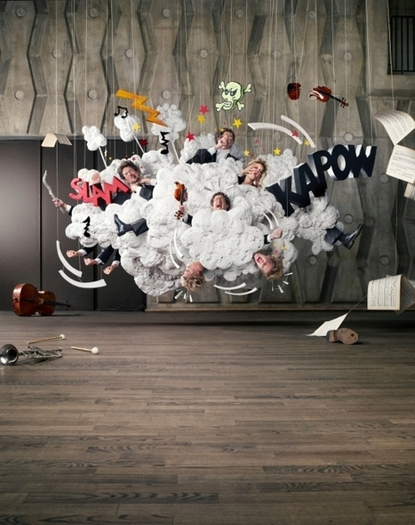 Master Manipulators: Frieke Janssens | ART  | Conceptual Photography & Fine Art | Scoop.it