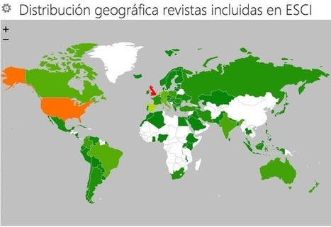 EMERGING SOURCES CITATION INDEX, UN AÑO DESPUÉS | El rincón de mferna | Scoop.it