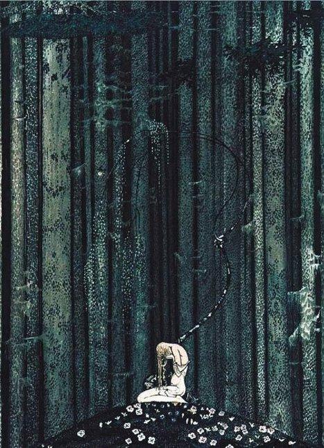Kay Nielsen's Stunning 1914 Scandinavian Fairy Tale Illustrations | Weird and wonderful | Scoop.it