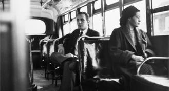 ::: BONUS ::: le 1er décembre 1955, Rosa Parks refuse de quitter sa place dans le bus de Montgomery. | # HISTOIRE DES ARTS - UN JOUR, UNE OEUVRE - 2013 | Scoop.it