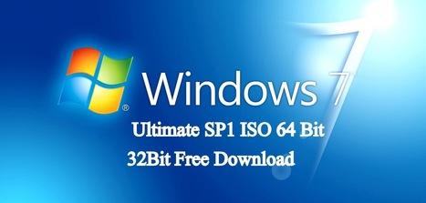 download windows 7 ultimate 32 bit iso full crack
