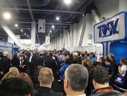 5 Ways Social Media is Changing the Way We Interact at Trade Shows | Social Mercor | Scoop.it