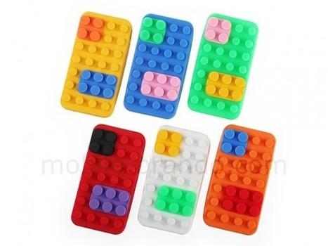 LEGO Brick iPhone Case | All Geeks | Scoop.it