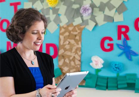Apple - Education - Teacher Stories - Amy Heimerl | Differentiation | Scoop.it