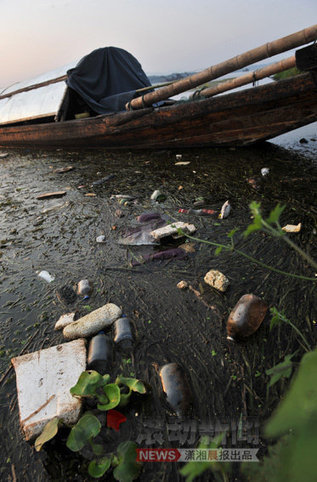 Xiangjiang River: 817 Kilometers of Beauty and Pollution – chinaSMACK   Human Beings and Their War With the Earth   Scoop.it