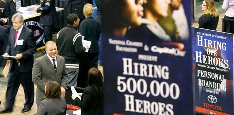 Hiring in U.S. Tapers Off as Economy Fails to Gain Speed | IDEA | HAVAS | Scoop.it