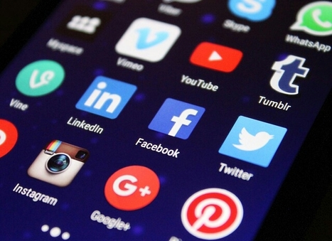 Five Unexpected Stats About Social Media from 2016 - eMarketer | iPhones and iThings | Scoop.it