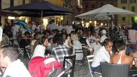 La notte bianca finisce in cantina Ma adesso spunta la notte dei saldi - Il Resto Del Carlino - Fano   The Matteo Rossini Post   Scoop.it