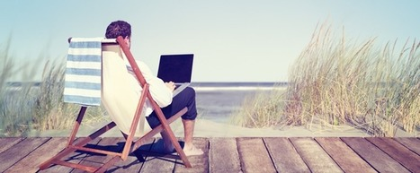 Working Remotely? Try These 27 Tools for Better Communication, Collaboration & Organization | Social Media Marketing for Small Biz | Scoop.it