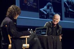 Jimmy Page and Chris Cornell Talk Led Zeppelin on Stage at Guitar World Event | Around the Music world | Scoop.it