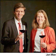 Featured Winemakers: Frédéric Drouhin and Véronique Drouhin-Boss   Vitabella Wine Daily Gossip   Scoop.it